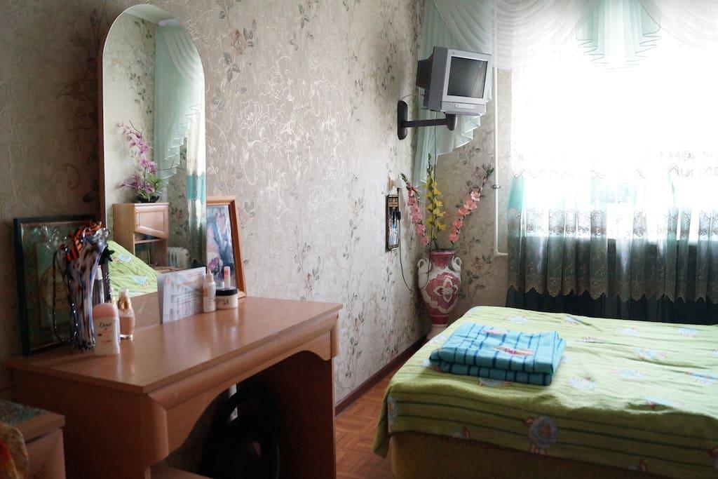 Спальная комната (Bedroom)