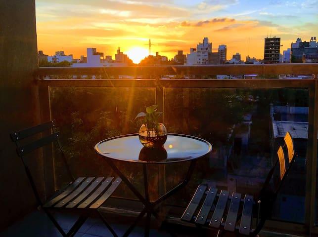 Monoambiente Céntrico - Rosario - Condominium