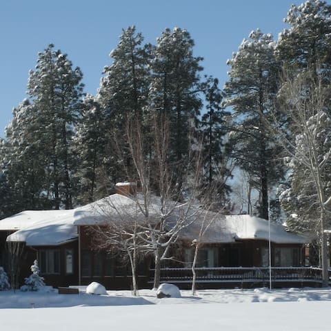 Lakefront Property in Cool Mt Pines - Pinetop-Lakeside - Talo