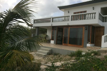 Mila's Guesthouse  with view on Caribbean Sea - Sint Michiel - Wohnung