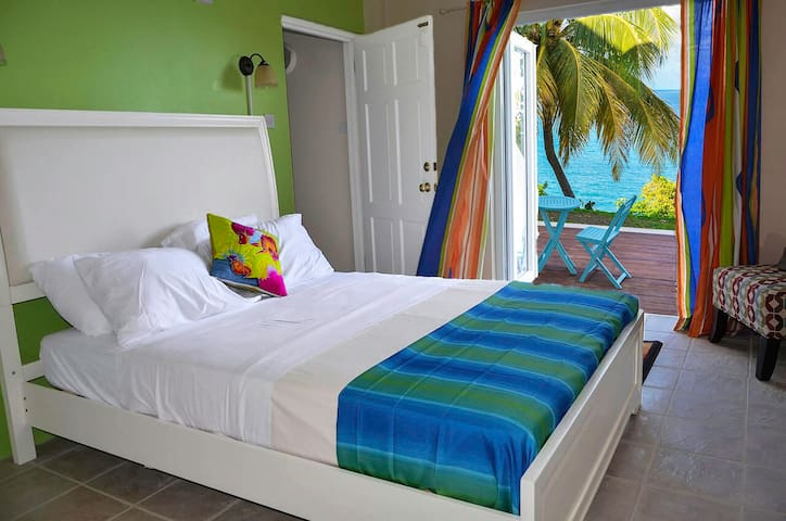 Sérénité Vigie Saint Lucia Limited - Castries - Bed & Breakfast