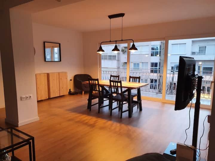 Espectacular piso en Gran Avenida con garaje