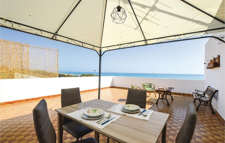 Holiday apartment with 1 bedroom on 35m² in Sanleone