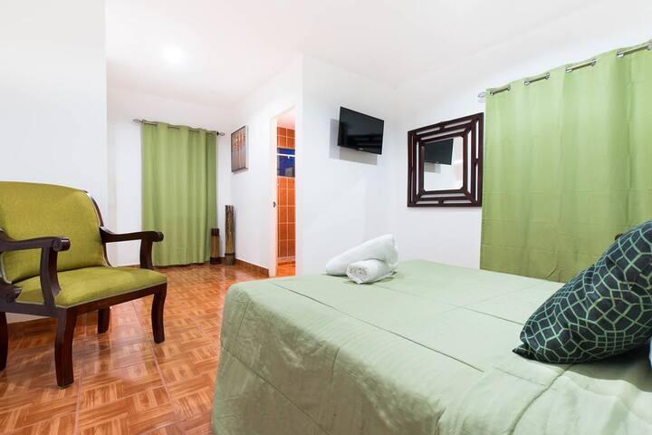 Hostal Los Octavianos Room #1