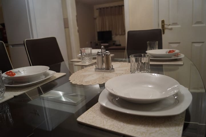 Low cost, luxury living house - Manchester - Appartamento