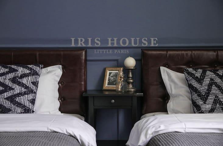 R3*Premium Twin Room IRIS HOUSE