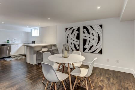 Modern Suite by High Park, Lake & Village Shopping