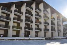 Immeuble Les Gentianes - Haus Gentianes