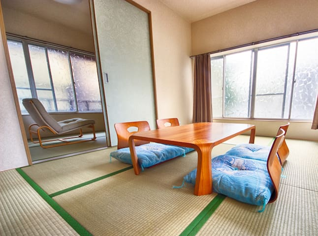Staying center Gion with masterpiece furnitures. - Shimogyō-ku, Kyōto-shi - Huis