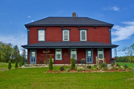 """""""Gillespie Homestead"""" in the St John River Valley"""