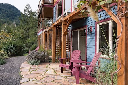 Hideaway bed and breakfast - Bowen Island - Bed & Breakfast