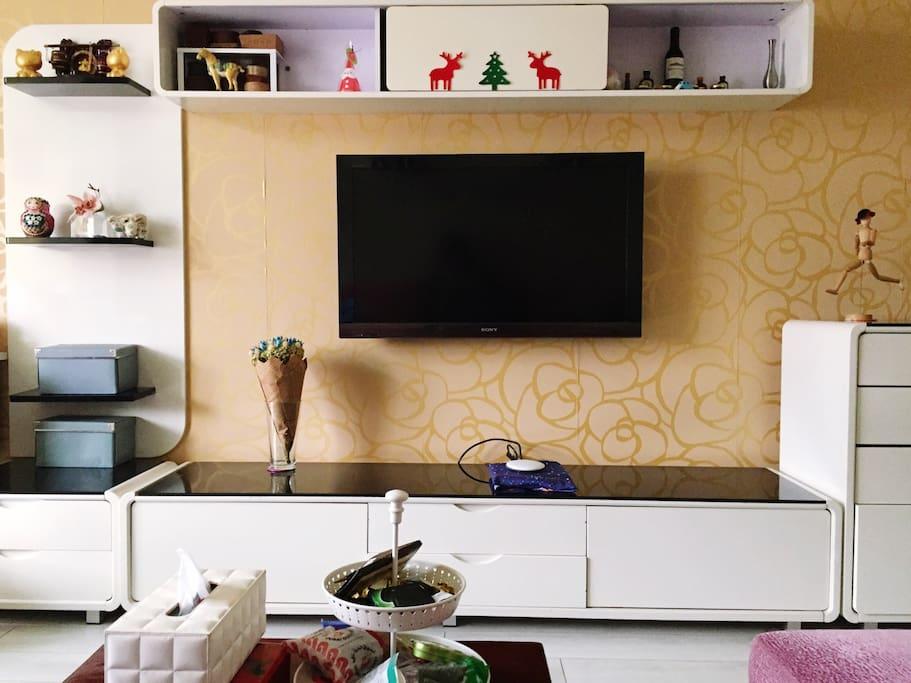客厅 / liviing room