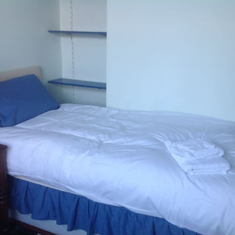 Lovely ground floor single room in large house. - Ipswich - Hus