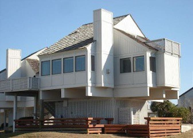 Villa with Golf Course and Sea View - Bald Head Island - Villa