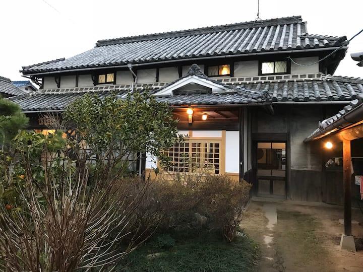 古民家ゲストハウス五右衛門 Samurai  House Goemon