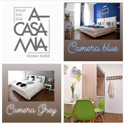 """a casa mia"" home suite - formula appartamento"
