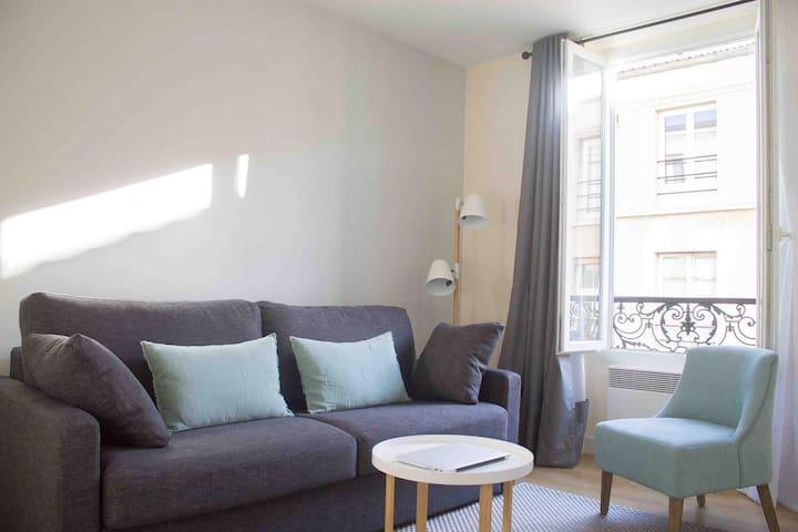 ☆ Modern flat @ Paris Center ☆