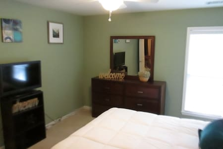 A Suite Room - Quiet, Clean, Comfortable (II) - Mableton - Ev