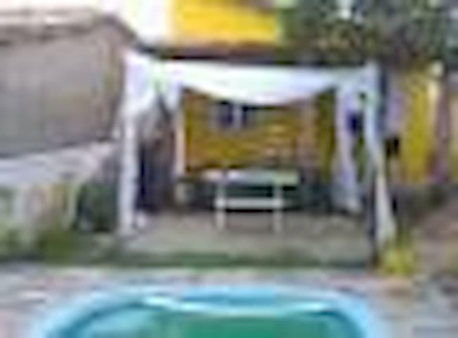 Casa rustica com piscina e churrasqueiras - Maceió - House