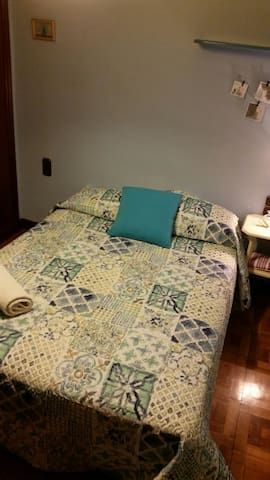 Comfortable single room. - Donostia - Dormitório