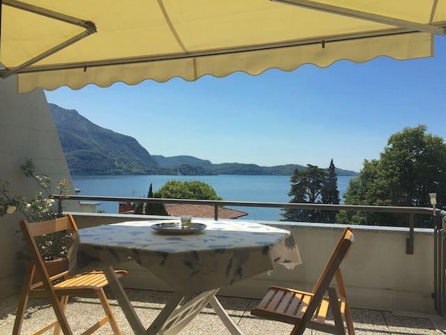 """""""La Casina"""" sul  Lago Maggiore . - Provincia del Verbano-Cusio-Ossola - Pis"""