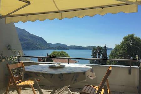"""""""La Casina"""" sul  Lago Maggiore . - Provincia del Verbano-Cusio-Ossola - อพาร์ทเมนท์"""