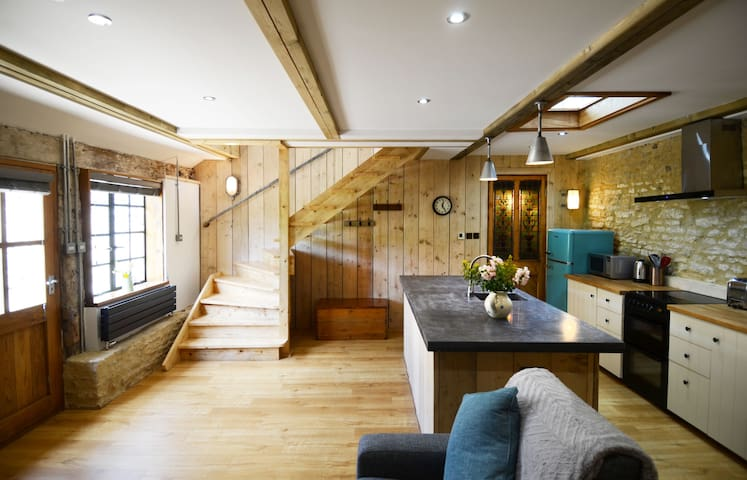 Luxury Barn House - Central Oxford/Cotswolds
