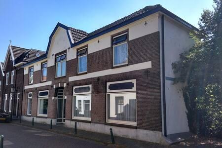 """Luxe, ruim appartement """"De Tol"""" nabij de Rijnkade"""