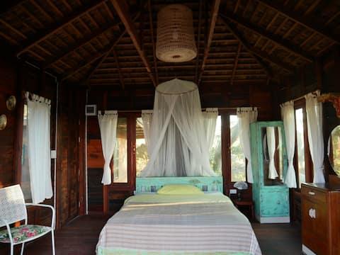 Villa Noina Farmstay Thai house style