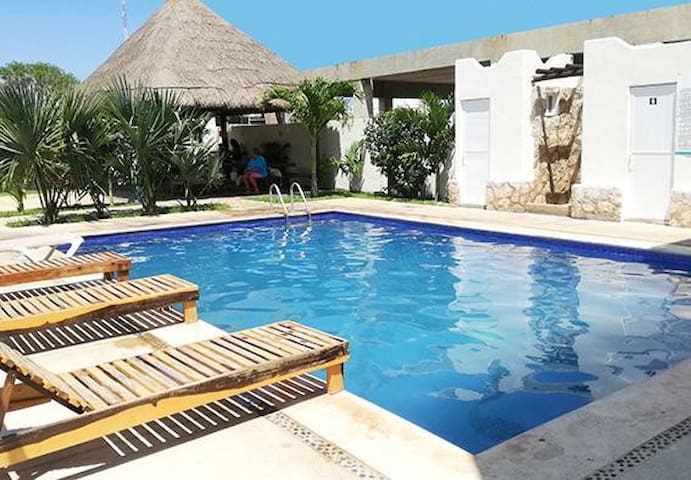 OFFERT June WIFI-POOL-AIR CONDITIONER-2 BIG BEDS