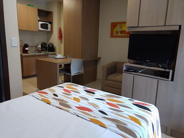 Coração de Brasília FLAT- Resort Hotel THE SUN.