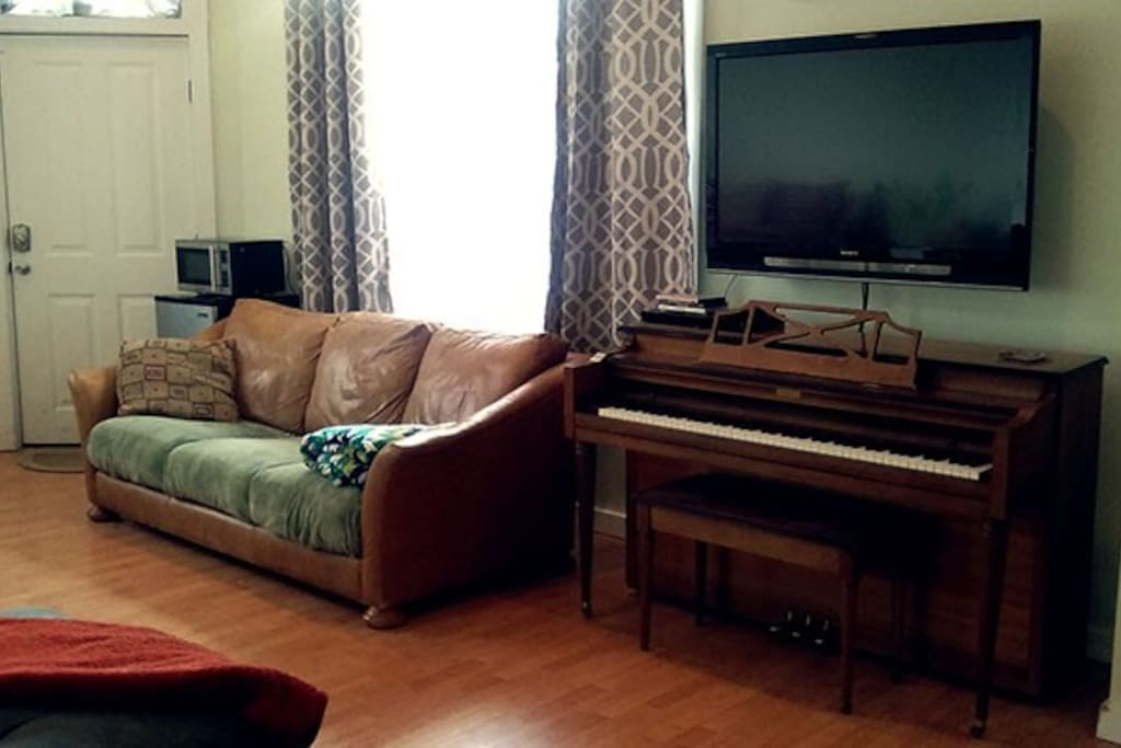 Entertainment Center - Musicians Welcome