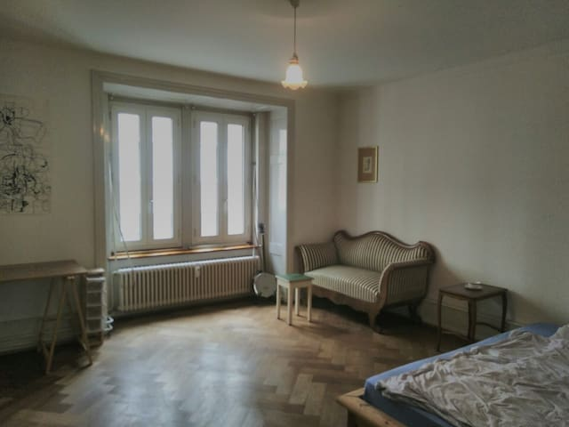 Charming apartment near old town and fair
