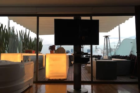 Luxurious Terrace @ Condesa - Ciudad de México