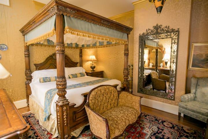 Cassatt Suite - Gramercy Mansion
