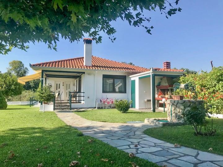 Villa Skreta Στην Πλάκα Λιτοχώρου