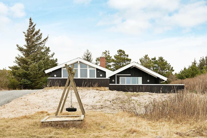 Authentic Holiday Home in Blåvand with Sauna