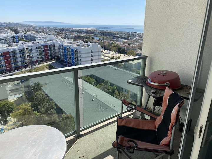 Escape to OCEAN VIEWS in our spacious apartment
