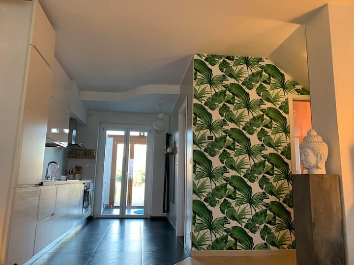 Villetta nel verde - SPA Sauna e idromassaggio