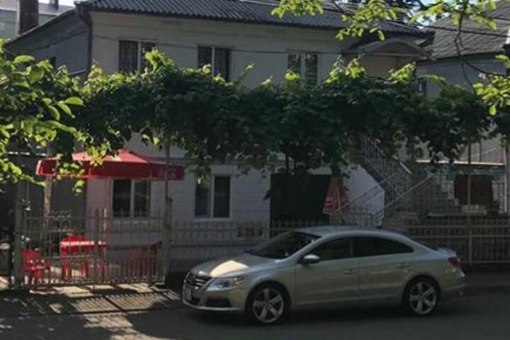 Дом с прекрасным видом в г. Kobuleti