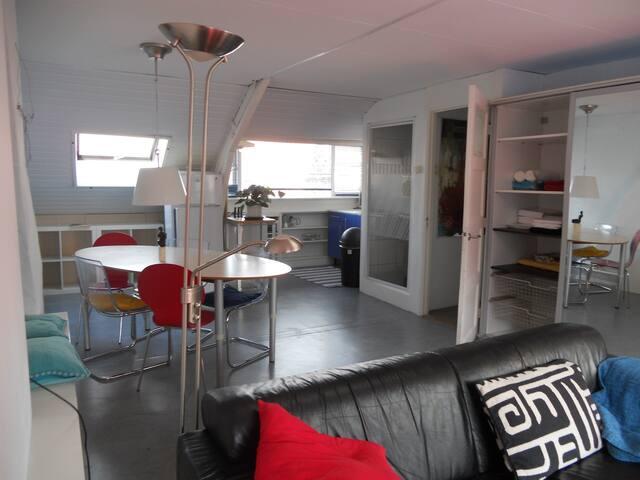 Sunny spacious apartment near Eindhovencentre.