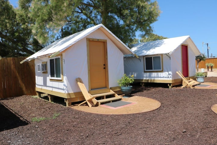 Camp Coyoacan Tent Bungalow #12