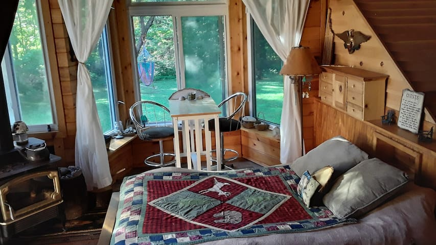The Adirondack Room with the great location