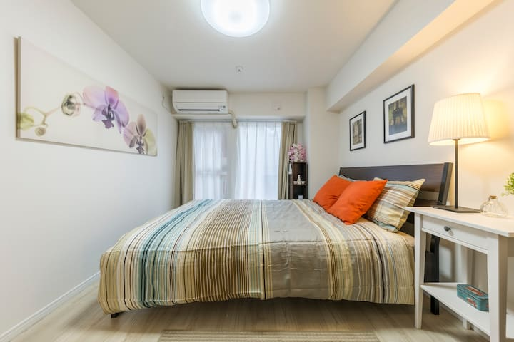 ❤HAMAMATSUCHO❤5 mins to subway sta with FREE-WIFI - Minato - Appartement