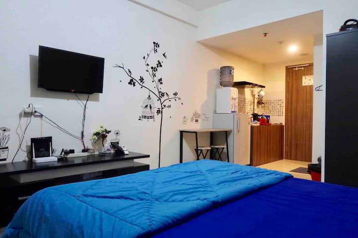 Bacup Studio Apartment @Galeri Ciumbuleuit