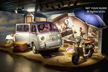 Museo dell'automobile - raggiungibile in 5 minuti a piedi