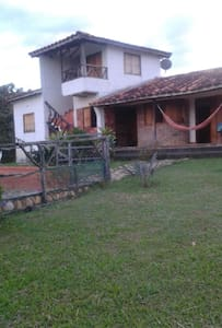 Casa Campestre. ''Villa del Rosario'' - Paramo