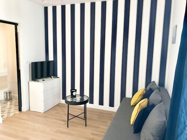 Studio Cosy Dijon Ville