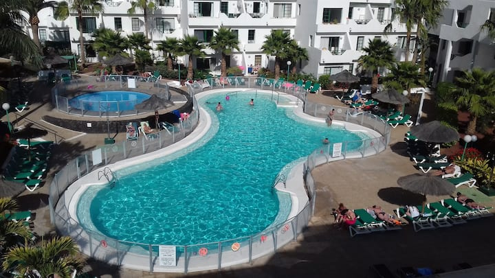 Fully equipped apartment 5 minutes from the beach