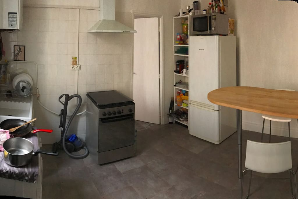 Smart & fully equiped kitchen